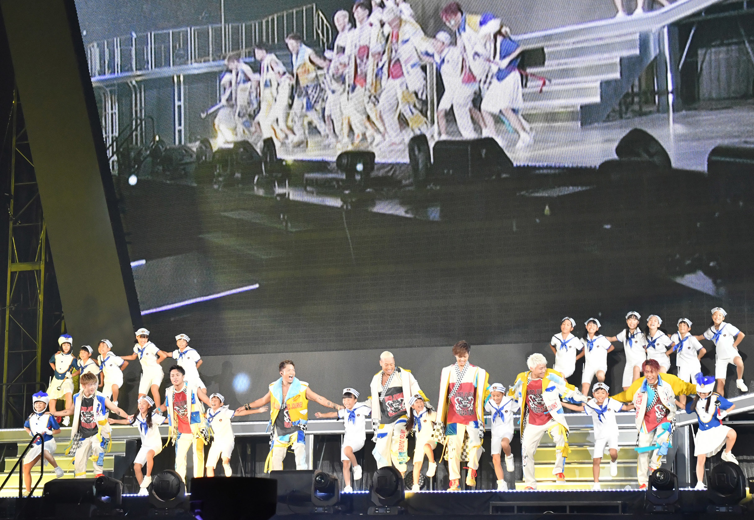 "『GENERATIONS LIVE TOUR 2018 ""UNITED JOURNEY』最終公演"