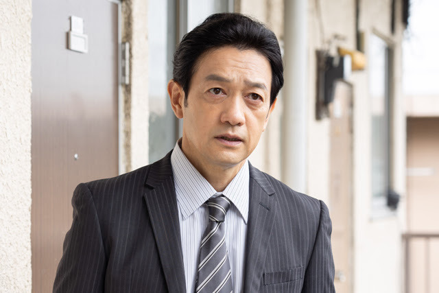 飯田基祐 (C)モリエサトシ・講談社/フジテレビジョン