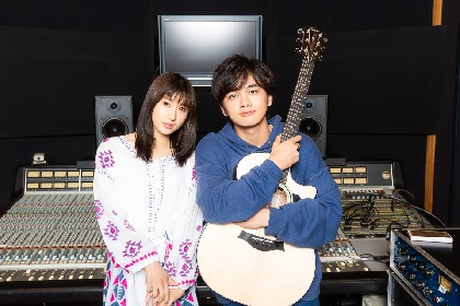 土屋太鳳×北村匠海(DISH//)、音楽ユニット・TAOTAKを結成 ウカスカジー「Anniversary」カバーを配信限定リリース