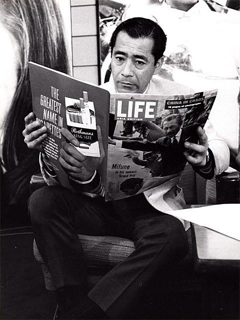 "(C)""MIFUNE:THE LAST SAMURAI""Film Partners 写真(C)TOHO CO.,LTD."