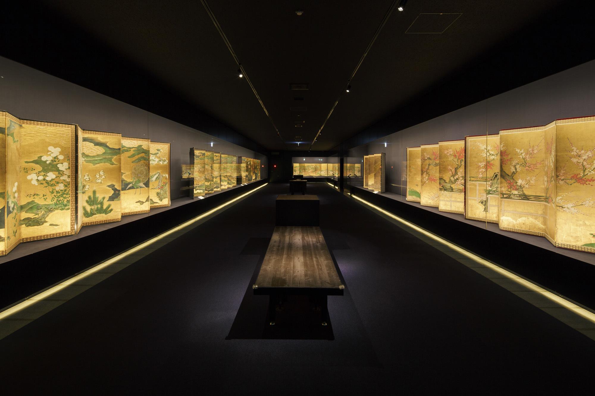 岡田美術館 3階展示室