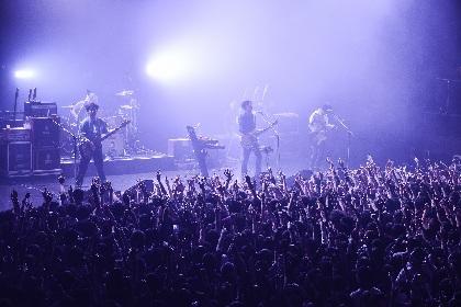 """ストレイテナー新木場&名古屋公演レポ """"一歩ずつ前に進んで大切なものを手に入れた""""バンドは20周年目前に何をみせたのか"""