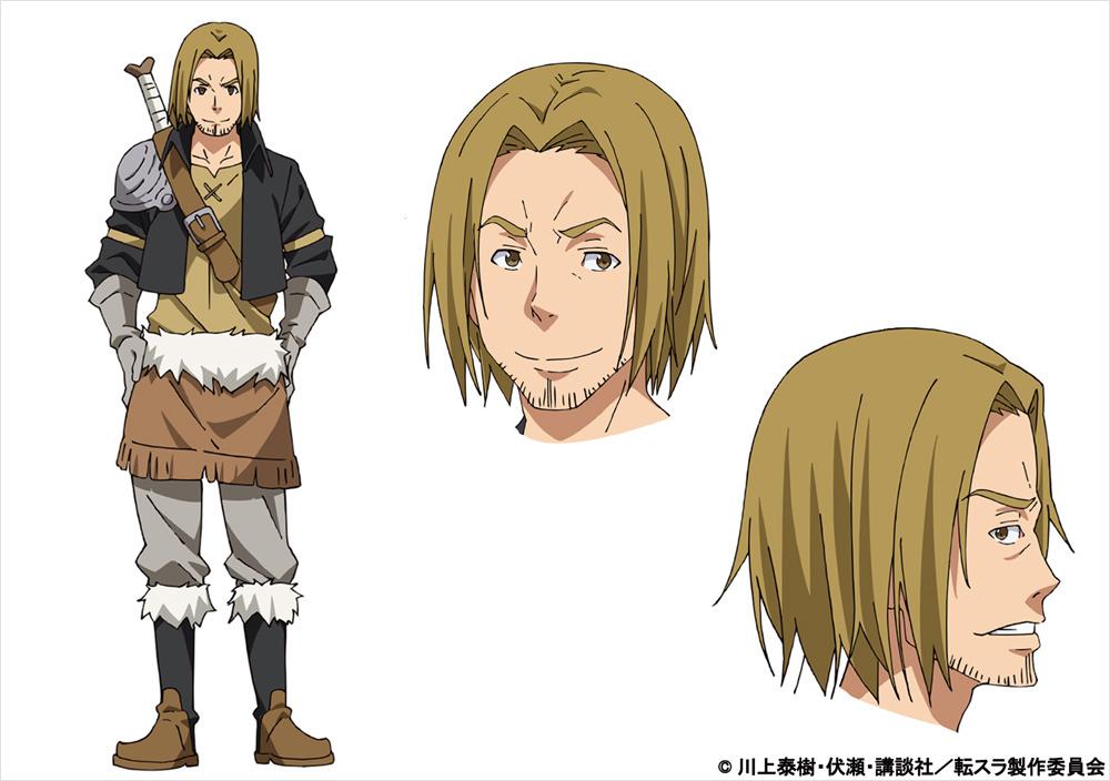 カバル(CV:高梨謙吾)自由組合に所属する冒険者のひとりで、重戦士(ファイター)。3人組のリーダーで正義感も強いが、うかつなところも多い