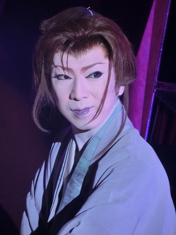 藤美一馬座長(2015/9/20) 筆者撮影