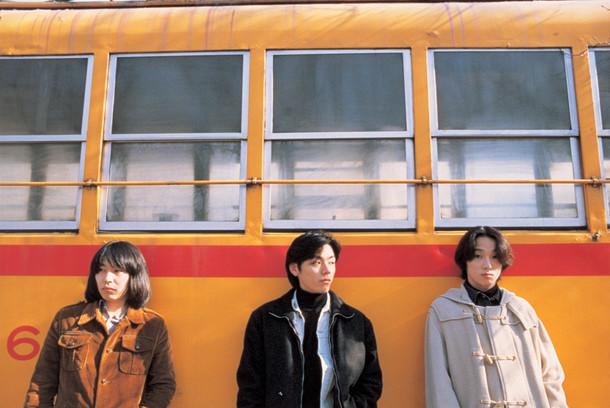 「東京」をリリースした頃のサニーデイ・サービス。