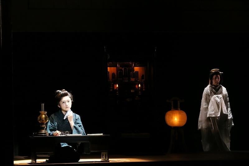 (左から)永作博美、若村麻由美