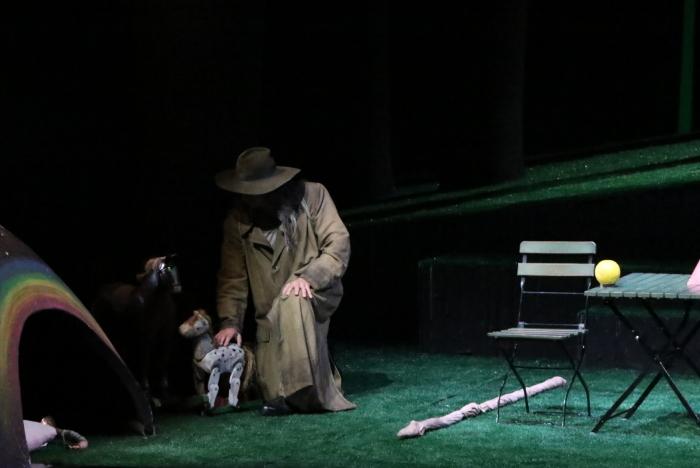 新国立劇場オペラ『ジークフリート』ゲネプロより さすらい人