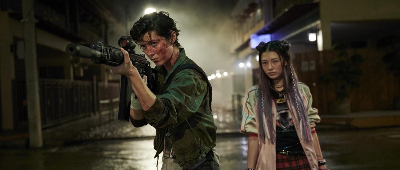 Netflix 映画『Kate(原題)』9月10日より独占配信開始。