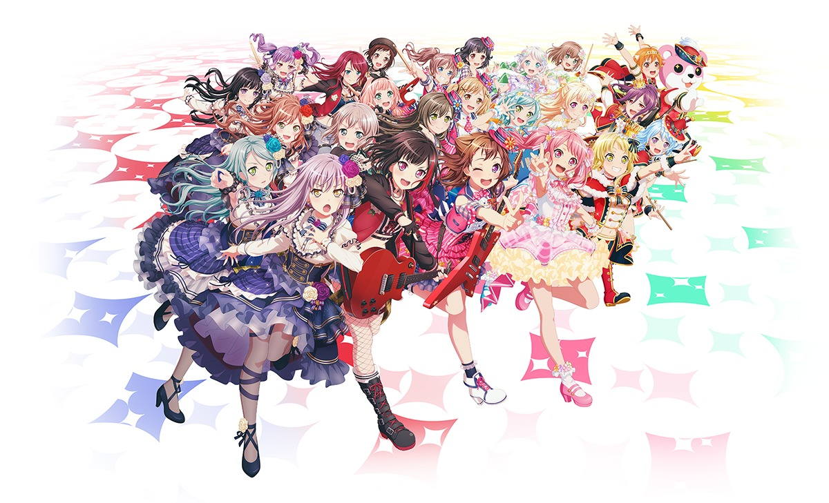 『BanG Dream!(バンドリ!)』 (C)BanG Dream! Project (C)Craft Egg Inc. (C)bushiroad All Rights Reserved.