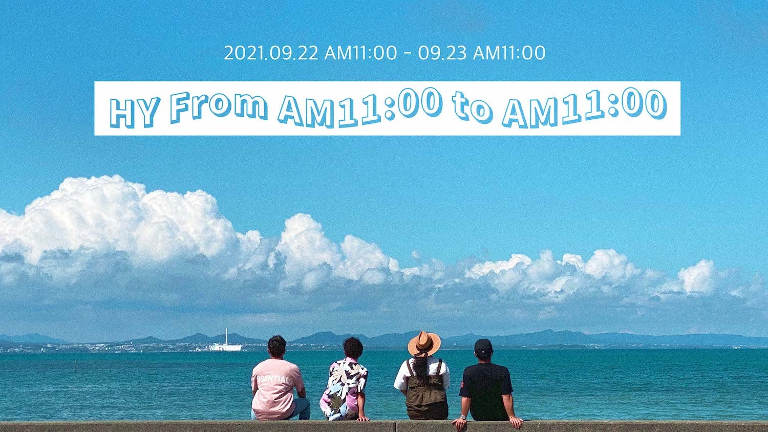 『HY From AM11:00 to AM11:00』