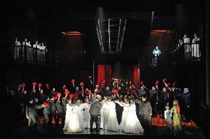 東京二期会、初来日となる指揮者アクセル・コーバーと世界的演出家キース・ウォーナーをによるオペラ『タンホイザー』を上演