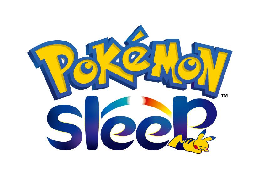 『PokemonSleep』ロゴ (C)2019 Niantic, Inc. (C)2019 Pokemon. (C)1995-2019 Nintendo/Creatures Inc. /GAME FREAK inc.
