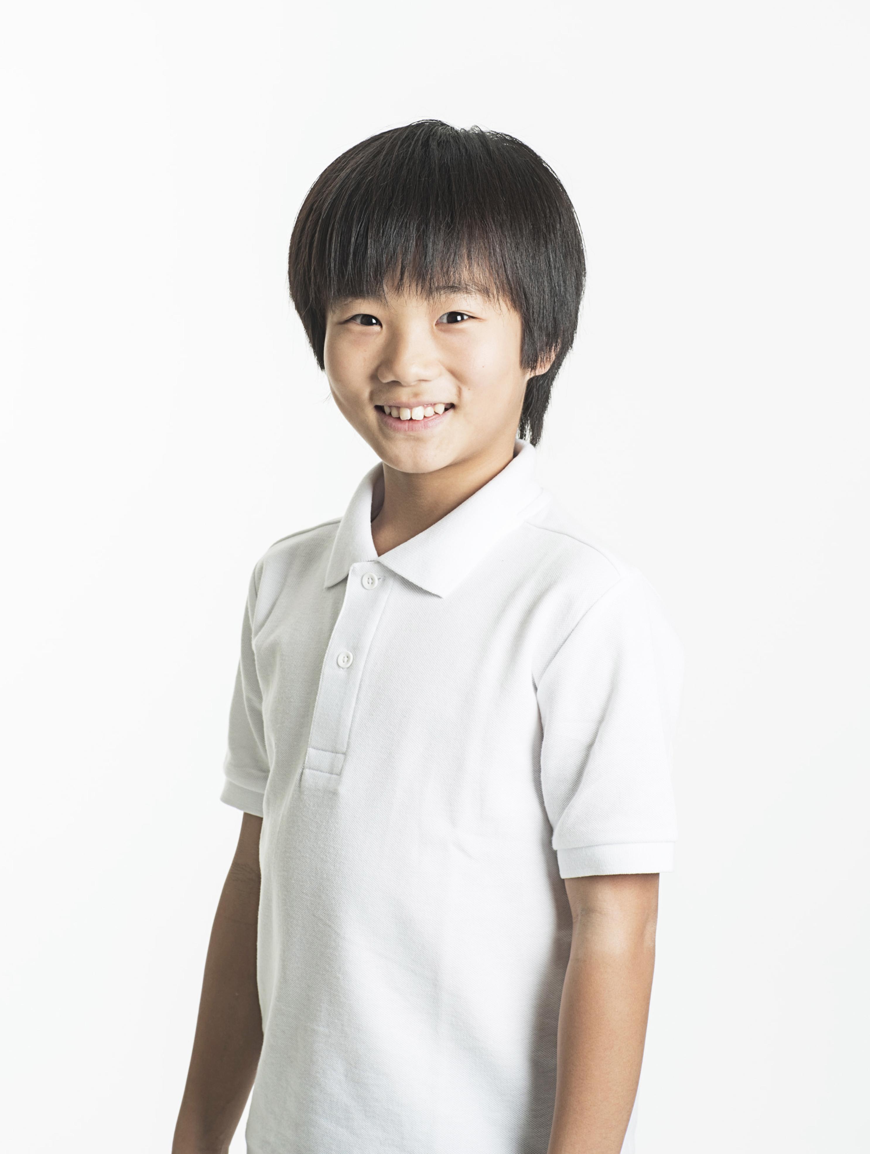 木村咲哉(きむら・さくや)東京出身 11歳