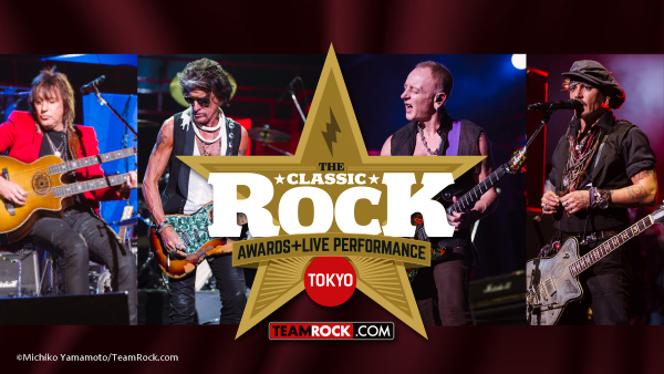『THE CLASSIC ROCK AWARDS 2016+LIVE PERFORMANCE/クラシックロックアワード 2016 + ライヴパフォーマンス』 (C)Michiko Yamamoto/TeamRock.com