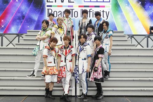 アイドリッシュセブン 1st LIVE『Road To Infinity