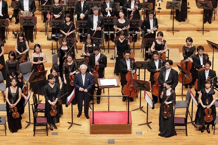 日本センチュリー交響楽団をよろしくお願いします! (C)s.yamamoto