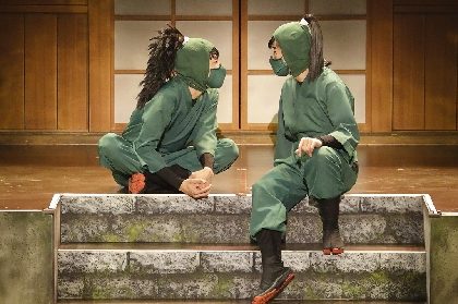 新井雄也×木村優良「絆と団結、相棒感。目に見えないからこそ伝えたい」~『ミュージカル「忍たま乱太郎」第11弾 再演』インタビュー