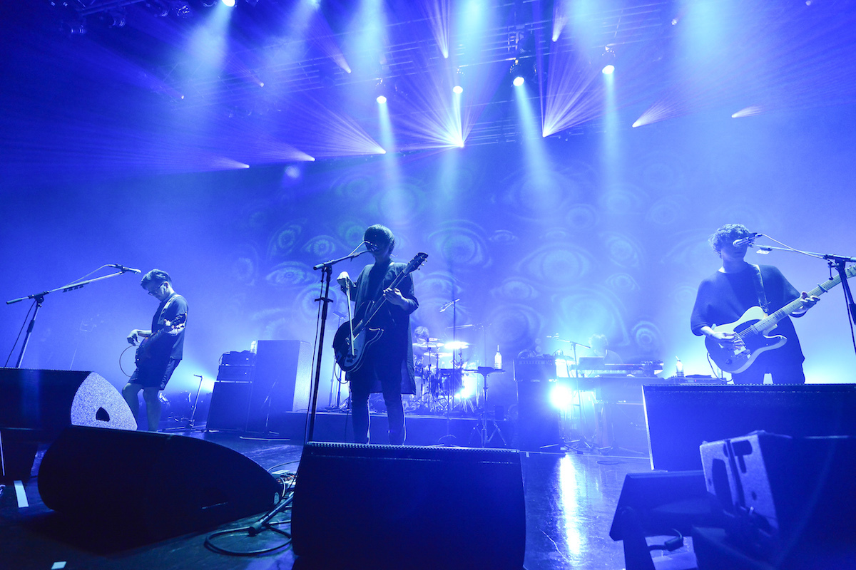 androp Photo by Rui Hashimoto(SOUND SHOOTER)