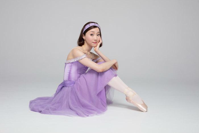 バレエ『不思議の国のアリス』 米沢唯(アリス役)