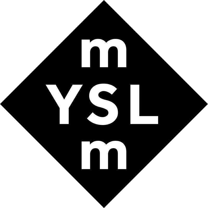 Musée Yves Saint Laurent Marrakech/ 2017/ Musée Yves Saint Laurent Marrakech/ロゴタイプ