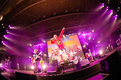 【八王子天狗祭クイックレポ】175R 甦ったレジェンドがハチテンでアンセム連発!