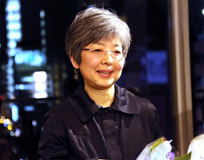 渡辺喜美子「第10回日本ダンスフォーラム賞 授賞式」
