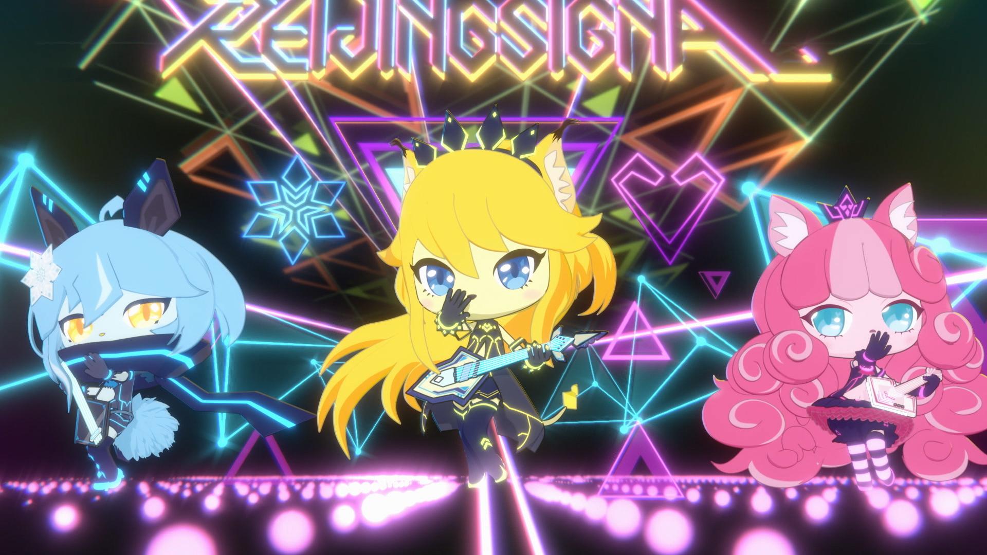 (C)2012,2020 SANRIO CO.,LTD. SHOWBYROCK!!製作委員会M