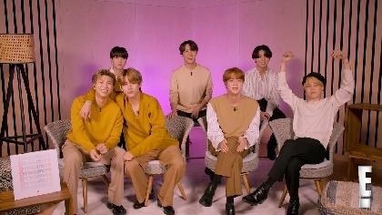 BTSのアメリカでの活動を見ることができる『BTS WEEKザ・トゥナイト・ショー』を日本初配信