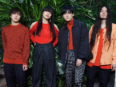 J-WAVE『SONAR MUSIC』主催イベントに雨のパレード、ポルカドットスティングレイ、MONO NO AWAREの出演が決定