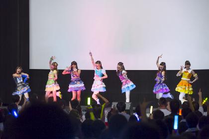 7人のアイドルたちの集大成がここに! AIKATSU☆STARS!のミニライブ付上映会を写真つきでレポート