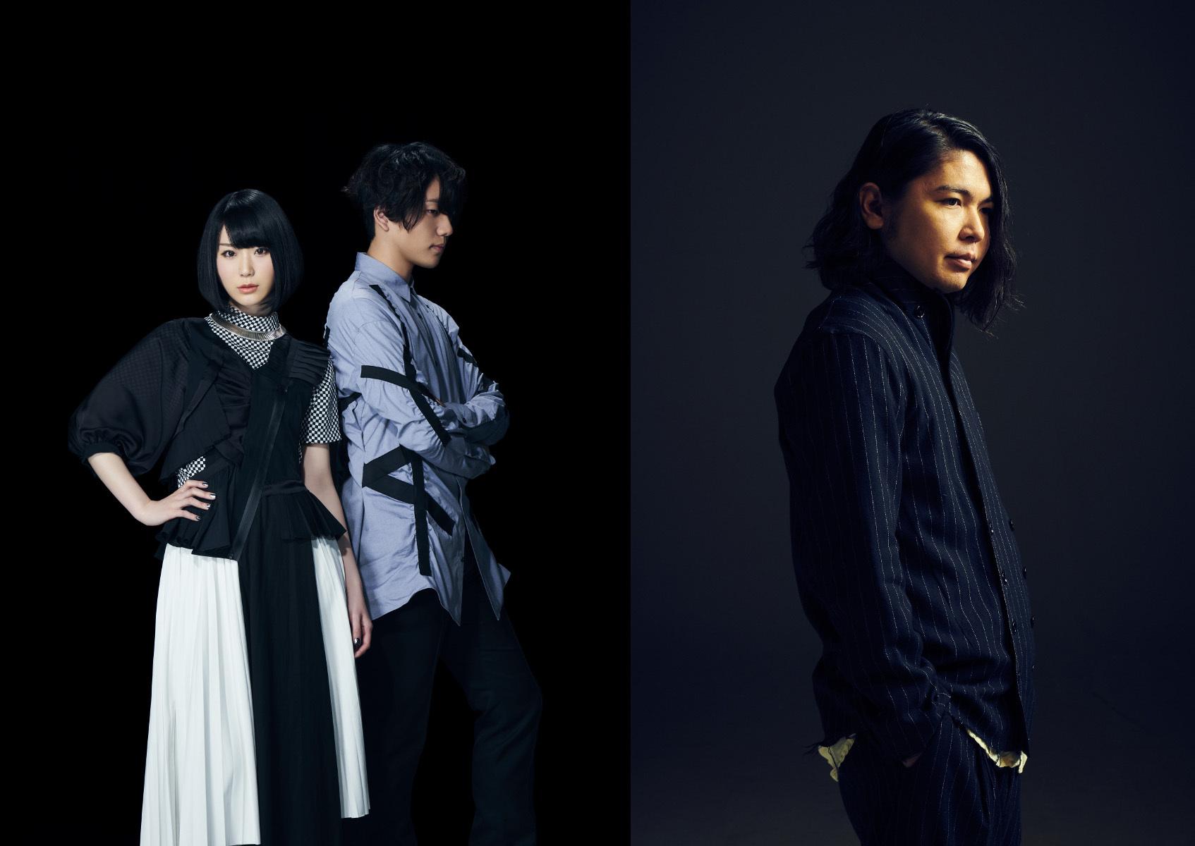 (左)ORESAMA、(右)Yamato Kasai(Mili)