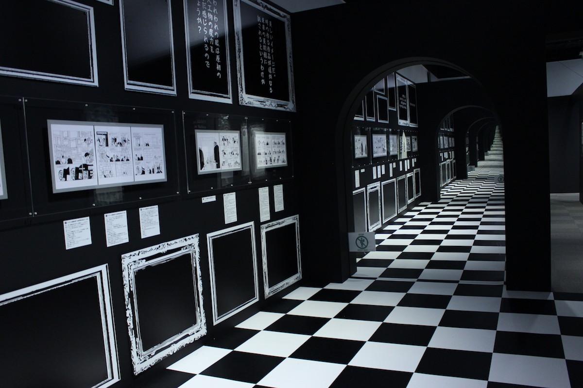 『レヴォリュ美術館の地下』マルク=アントワーヌ・マチュー