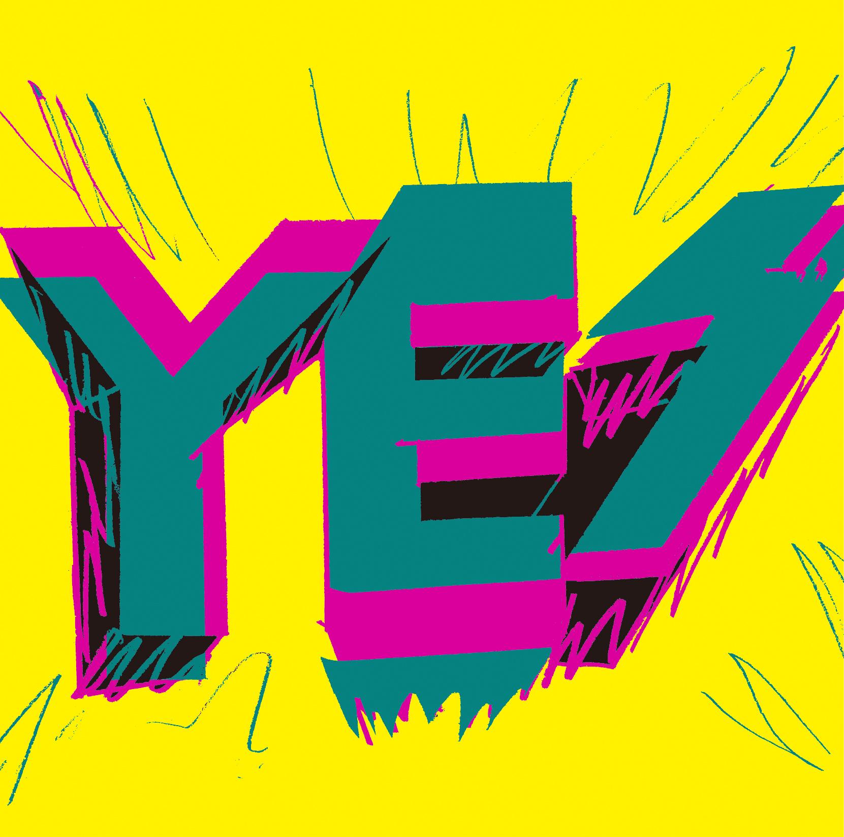 『YES』ジャケット