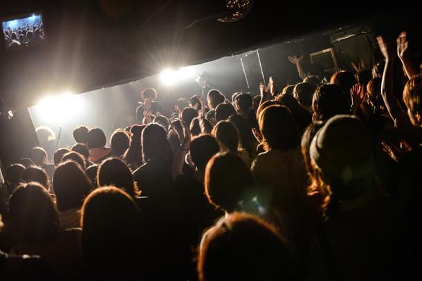 「TOKYO 9 STORIES」の様子。(Photo by AZUSA TAKADA)