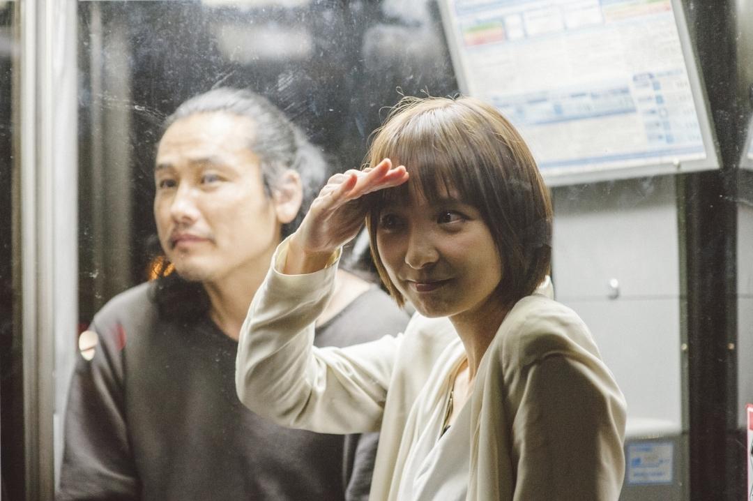 篠田麻里子 (C)「リボーン」製作実行委員会