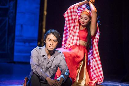 海宝直人がロンドン・ウェストエンドでメインキャスト舞台デビユー、『TRIOPERAS』初日開幕