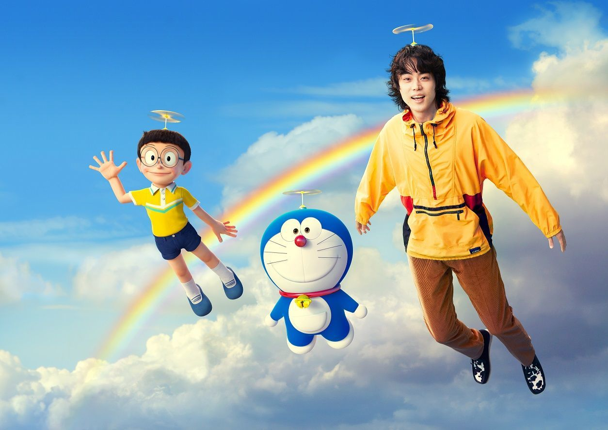 (C)Fujiko Pro/2020 STAND BY ME Doraemon 2 Film Partners