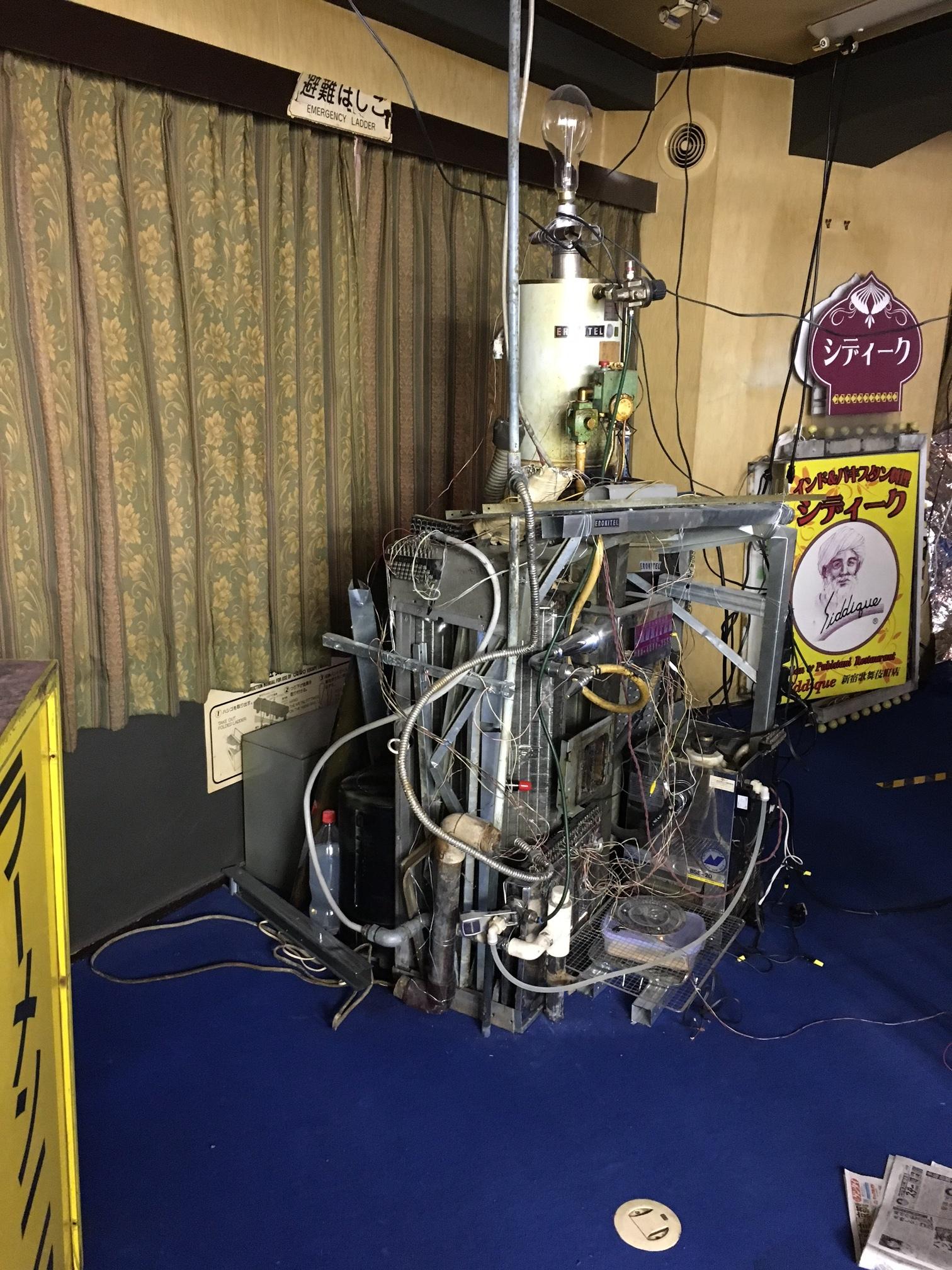 性欲電気変換装置エロキテル5号機
