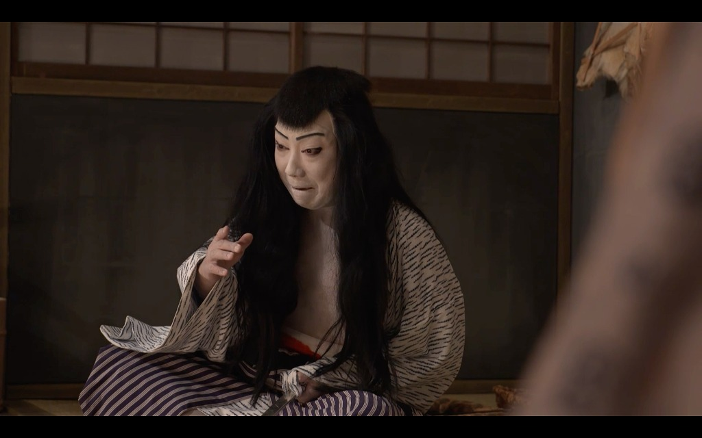 「図夢歌舞伎『忠臣蔵』第三回」早野勘平=市川猿之助