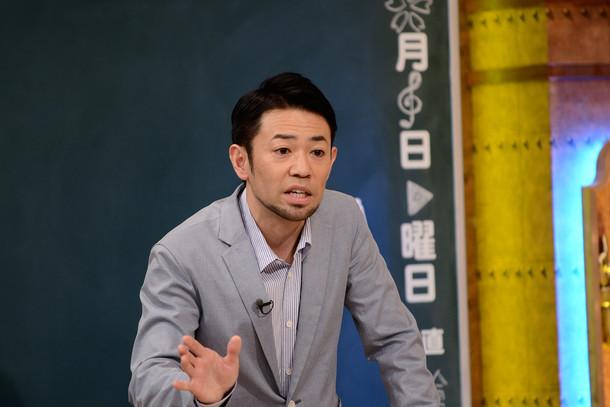 河口恭吾 (c)テレビ朝日