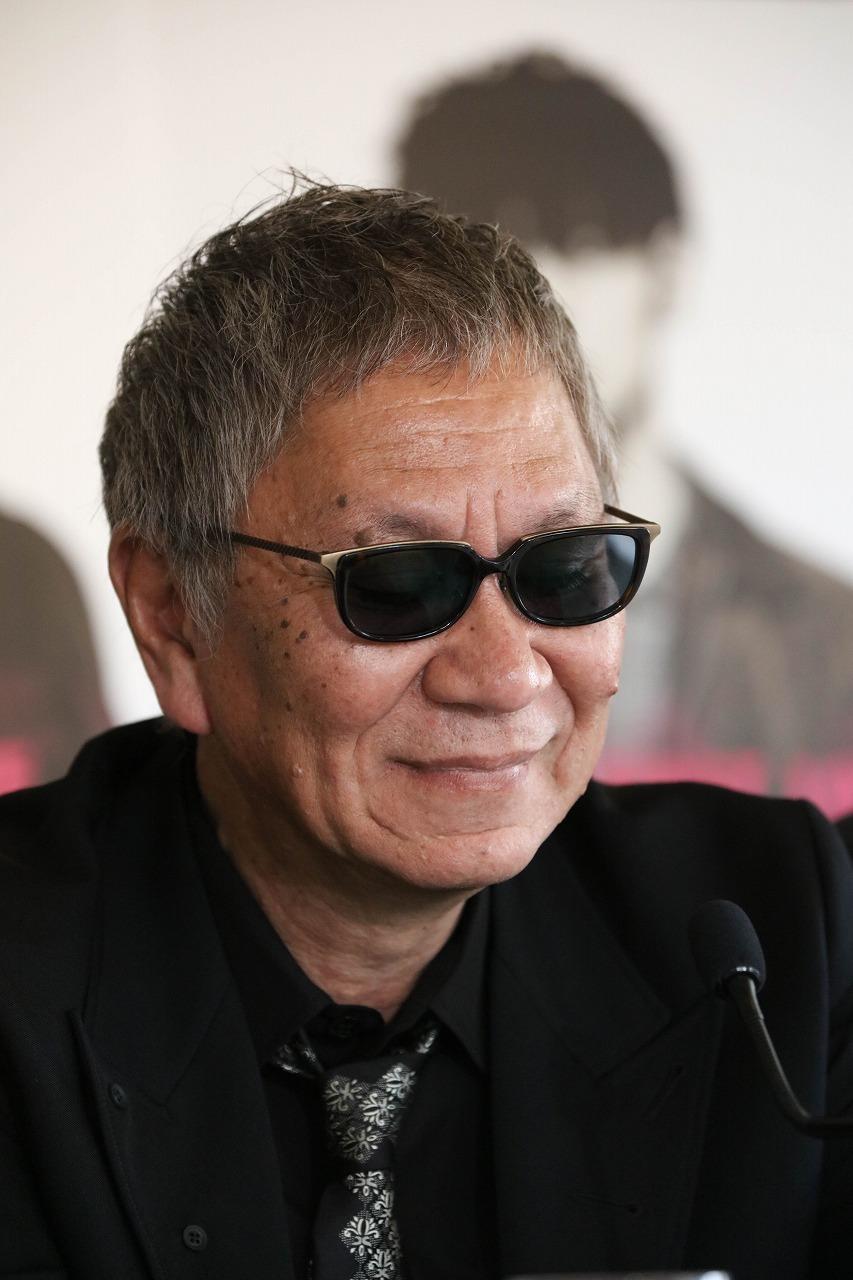 三池崇史監督 (C)Kazuko Wakayama