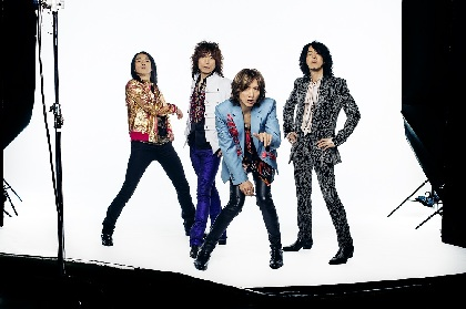THE YELLOW MONKEY 19年ぶりアルバム『9999』収録曲がTBS『NEWS23』新エンディングテーマに