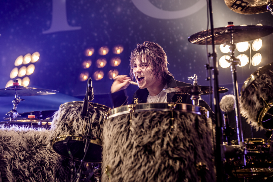 Crossfaith Photo by cazrowAoki
