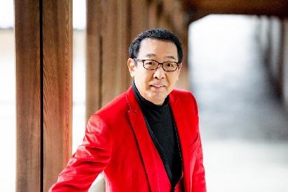 さだまさし セルフカバーアルバム『新自分風土記』でジャズピアニスト・小曽根真、クラシックギタリスト・荘村清志と共演