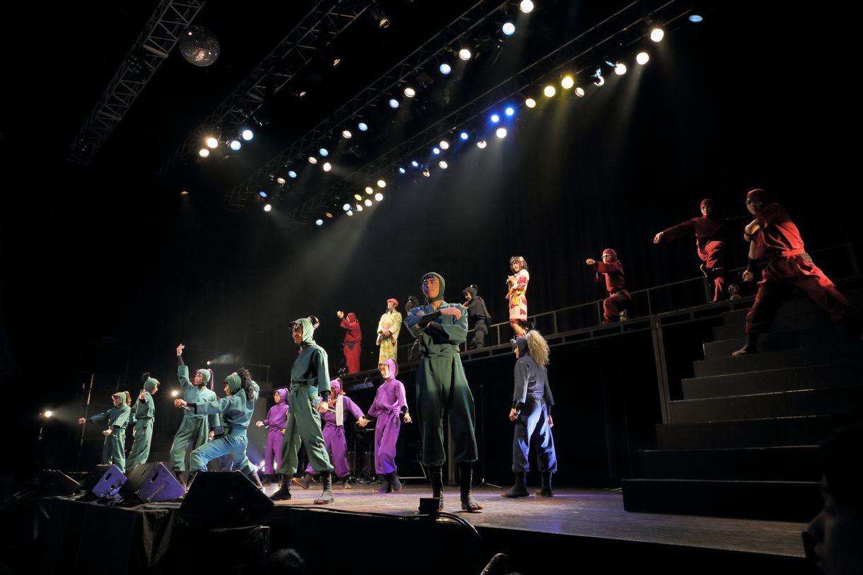 忍たま乱太郎200回公演記念コンサート「忍術学園学園祭」
