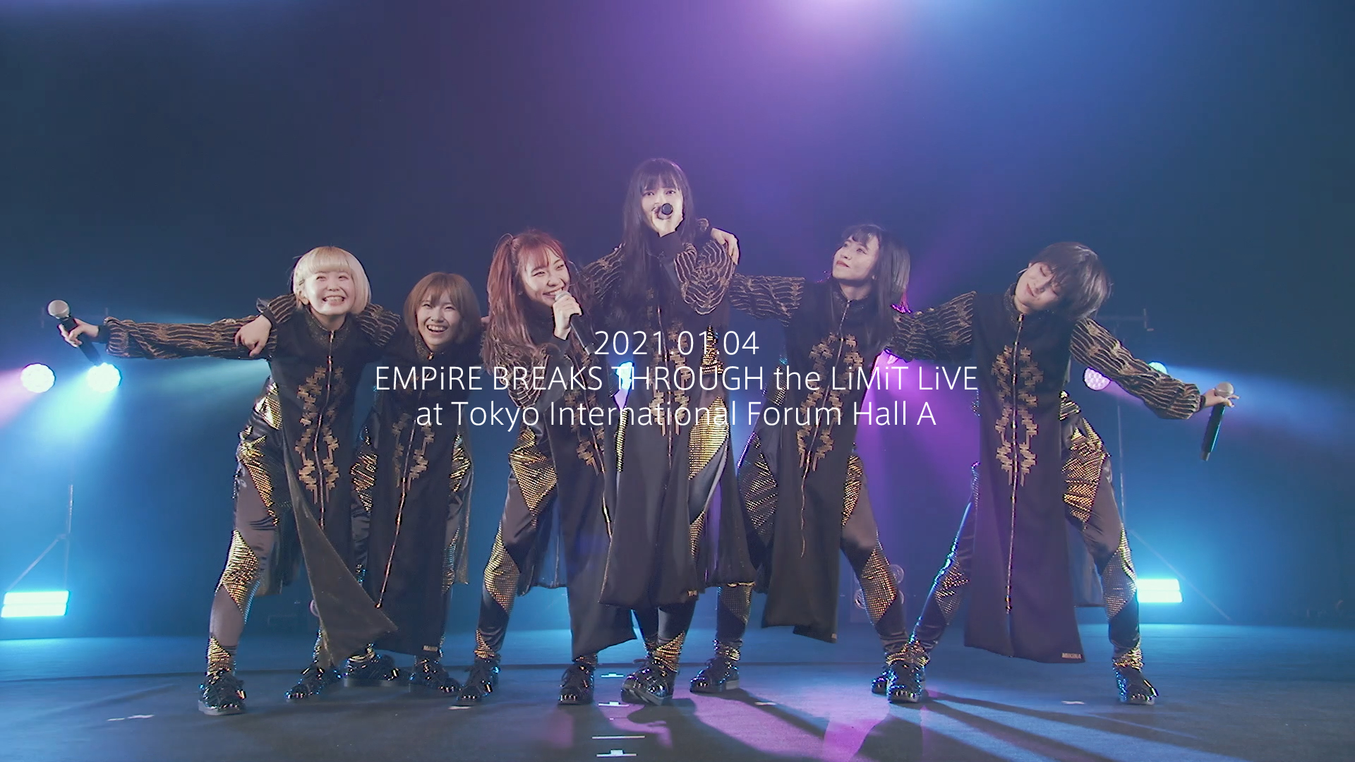 『EMPiRE BREAKS THROUGH the LiMiT LiVE』より「MAD LOVE」サムネイル