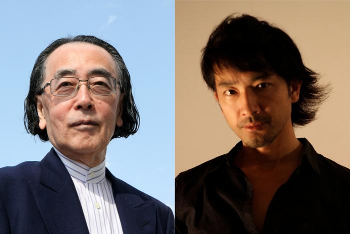 (左)一柳 慧(C)Koh Okabe/(右)遠藤康行