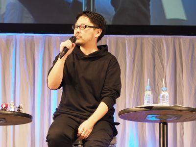 FGO PROJECTクリエイティブディレクターの塩川洋介