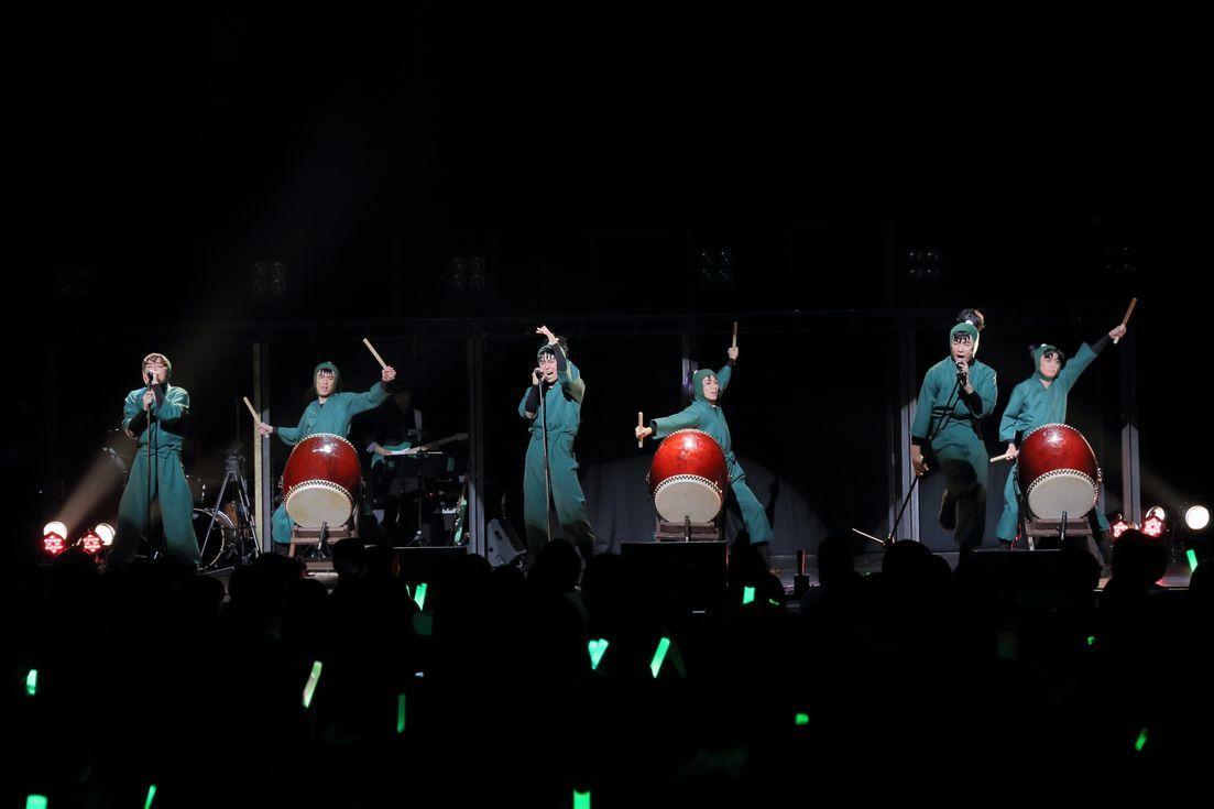 忍たま乱太郎上演200回を記念して行われた『忍術学園 学園祭』