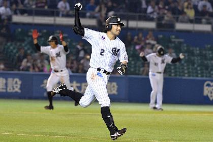 マリーンズの岡田幸文・根元俊一が10月に引退セレモニー!